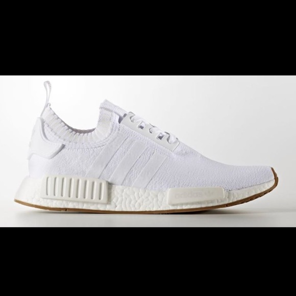 new product 671c9 23d51 Triple white NMDs NWT